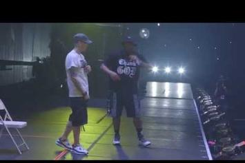Eminem & Rihanna Do The ALS Ice Bucket Challenge