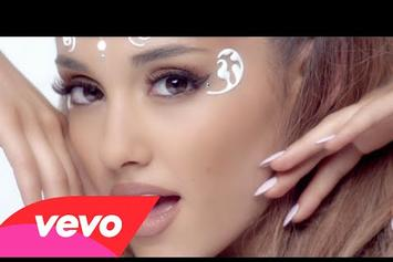 "Ariana Grande Feat. Zedd ""Break Free"" Video"