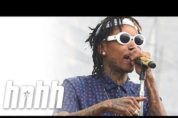 """Wiz Khalifa Speaks On """"Interactive"""" Music Video For """"Stayin' Out All Night"""""""