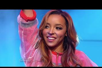 """Tinashe Performs """"2 On"""" Live On Wendy Williams"""