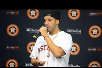 Drake Does Q&A At HAW
