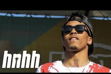 August Alsina Talks BET Nominations & Having R'n'B On XXL Freshmen List