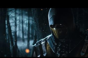 "New Wiz Khalifa Music ""Can't Be Stopped"" Featured In Mortal Kombat X Trailer"