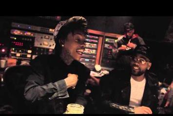 Wiz Khalifa's DayToday: In The Studio With Taylor Gang (Pt. 3)