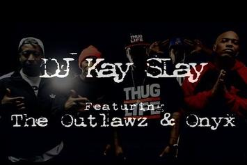 "DJ Kay Slay Feat. The Outlawz & Onyx ""My Brother's Keeper"" Video"