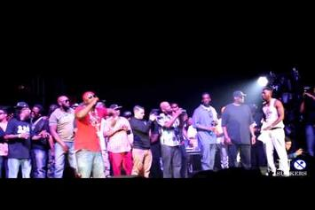Lil Boosie Brings Out Young Buck At First Live Show Since Prison Release