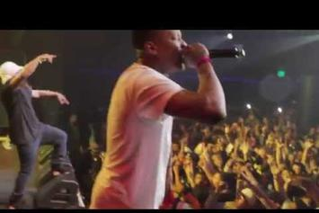 """ScHoolboy Q & YG Perform """"Who Do You Love"""" & """"I Just Wanna Party"""" Live"""
