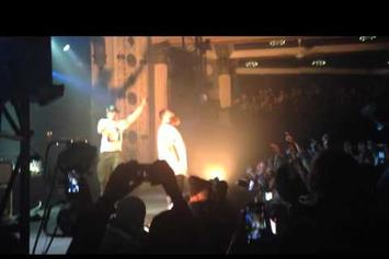 Action Bronson Brings Chance The Rapper Out In Chicago