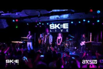 "T-Pain Performs ""Up Down (Do This All Day)"" On SKEE Live"