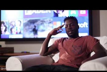 Isaiah Rashad Talks About Debut Mixtape & Kendrick's GQ Controversy
