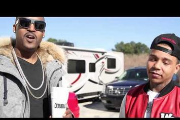 "DJ Infamous (Official) Feat. Ludacris, Hitmaka & Jeezy ""Double Cup BTS"" Video"