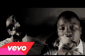 """Troy Ave Feat. King Sevin """"Cigar Smoke"""" Video"""