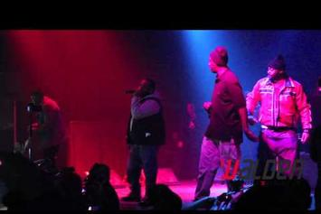 """Wu-Tang Clan Celebrates 20th Anniversary Of """"36 Chambers"""" In Toronto"""