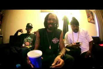 "Snoop Dogg Feat. Kurupt & Daz Dillinger ""Bad 4 Me"" Video"