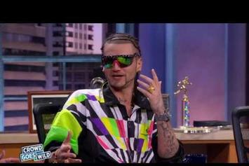 "Riff Raff Appears On FOX Sports 1's ""Crowd Goes Wild"""