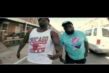 "Cheekz Feat. Freeway ""Hate"" Video"