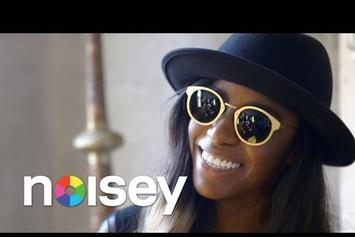 "Angel Haze ""Talks Miley Cyrus, Kendrick Lamar, Sexuality In Hip-Hop & More"" Video"