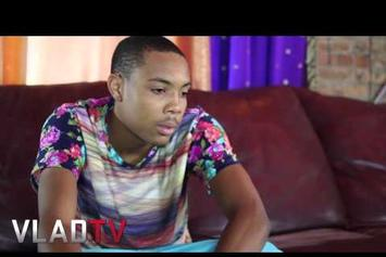 """Lil Herb aka The Arrival """"Talks Young Chop, Zaytoven & No I.D."""" Video"""