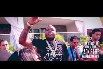 "Sean Kingston ""Back 2 Life: Las Vegas (Pt. 2)"" Video"
