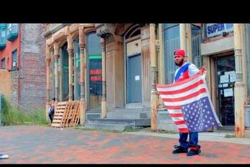 "Reks ""Flags"" Video"