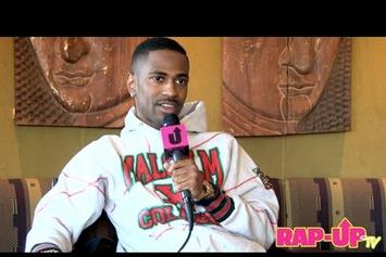 """Big Sean Talks About """"Milf"""" Off """"Hall Of Fame"""""""