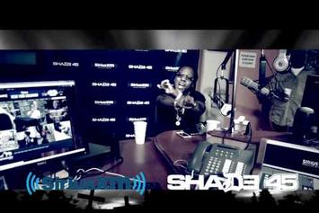 "Ace Hood ""Pray For Me (In-Studio Performance)"" Video"