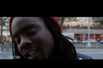 """Wale Feat. Sam Dew """"BTS Of """"Love/Hate Thing"""""""" Video"""