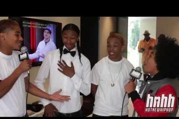 "Mindless Behavior ""Mindless Behavior Spills Each Other's Secrets!"" Video"