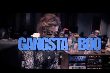 "Gangsta Boo ""Vibin'"" Video"