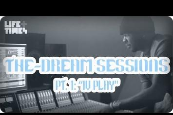 """The-Dream """"IV Play Sessions (Part 1)"""" Video"""
