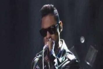"Miguel ""Performs ""Adorn"" (Live On Jools Holland)"" Video"