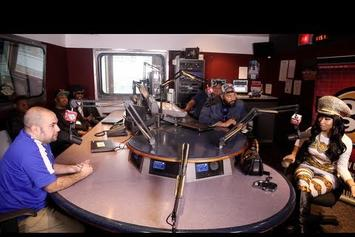 "Nicki Minaj ""Nicki Minaj Meets With Peter Rosenberg"" Video"
