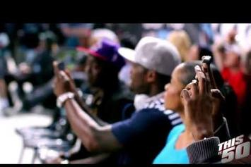 """50 Cent Feat. G-Unit """"Takeover In Barcelona & Brussels"""" Video"""