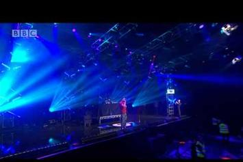 "J. Cole """"Power Trip"" Live @ Radio 1's Big Weekend"" Video"