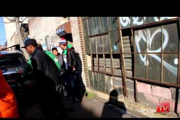 "Mathematics Feat. Redman, Eyes Low & Mr. Cream ""BTS Of Boiler Room Cipher "" Video"