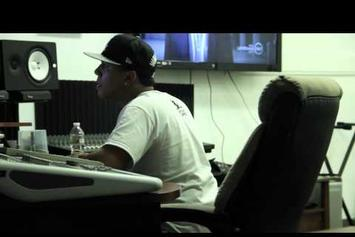 "KaliRaps Feat. Maino ""Studio Session For ""Motion Picture"" "" Video"