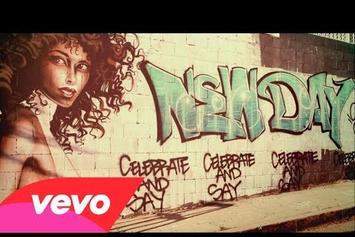"Alicia Keys ""New Day"" Video"