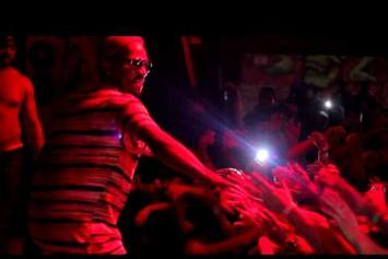 "Juicy J ""Trippy Tour (Part 4)"" Video"