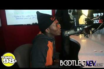 """Dizzy Wright """"Bootleg Kev Interview: Discusses XXL Freshman Cover & Fans Tattoos"""" Video"""