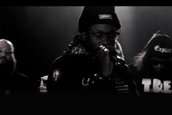 "Joey Bada$$ Feat. Ab-Soul, Action Bronson & Travi$ Scott ""2013 Cypher (Pt. 1)"" Video"