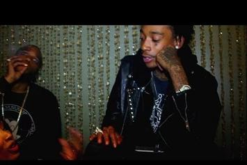 """Wiz  Khalifa Feat. Curren$y """"Wiz and Currensy Say """"Live In Concert"""" Will Get You High"""" Video"""