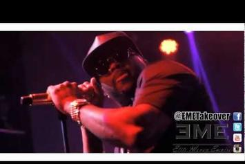 "The-Dream Feat. Luke James ""Spotlight Live Performance"" Video"