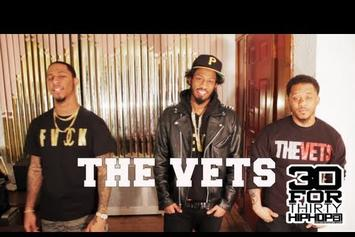 """The Vets """"30 For THIRTY Freestyle"""" Video"""