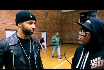 """Joe Budden """"Talks Wild 'N Out, Molly, Not Rapping on Tahiry's Devil Song"""" Video"""