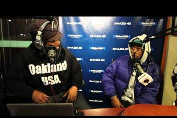"""Tyler, The Creator """"Sway In The Morning Freestyle"""" Video"""