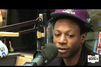 "Joey Bada$$ ""Interview With The Breakfast Club"" Video"