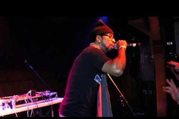 """Roc Marciano """"Performs '76' Live In Chicago"""" Video"""