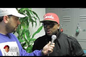 "Big Boi """"Awkward"" Interview With Big Boy"" Video"