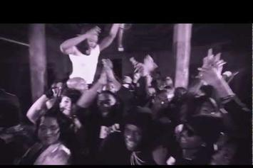 "Machine Gun Kelly Feat. Tezo, Ray Jr., Dub-O, E-V & Pooh Gutta  ""Ratchet"" Video"