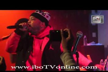"""Curren$y Feat. Styles P """"""""Lean"""" Live In NYC"""" Video"""